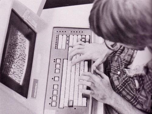 Data Entry - 1982