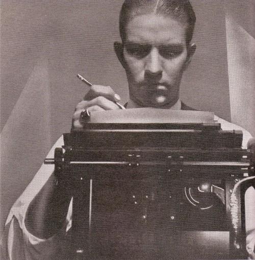 Type, Ding, Return - 1932