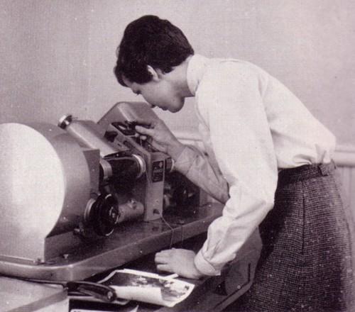 Photo Engraver - 1956