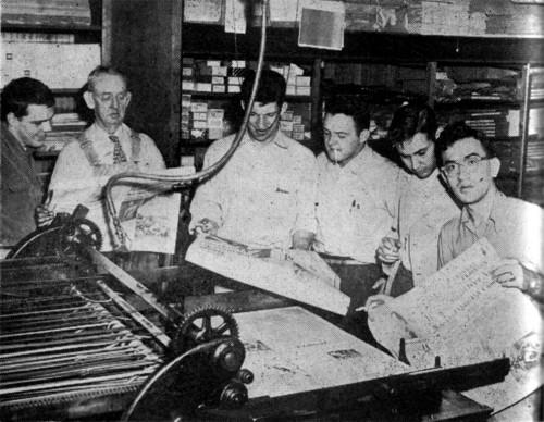 Coffey Break - 1949