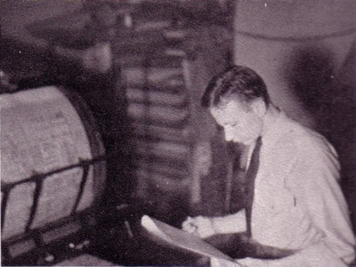 Proofing the Paper - 1936