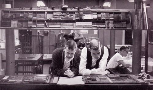 Printer's Devils - 1961