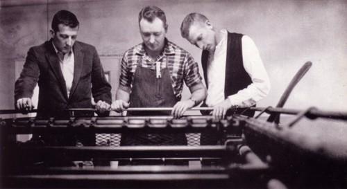 Press Room - 1960