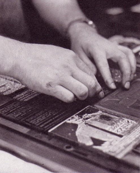 Handset Type - 1964