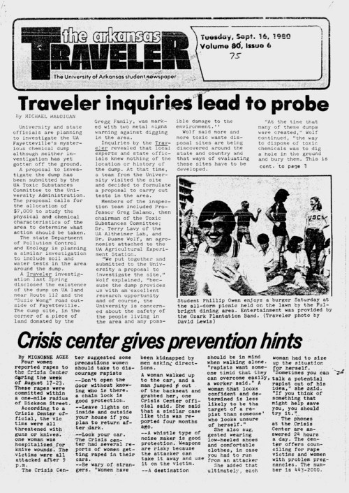 1980 - Arkansas Traveler