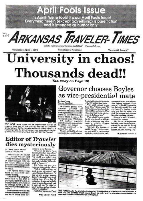 1992 - Arkansas Traveler