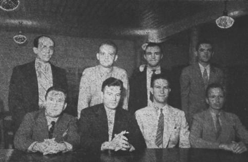Eight Editors