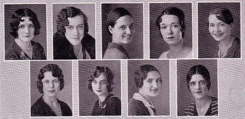 Pi Kappa - 1933