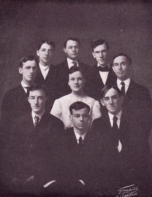 The University Weekly Staff