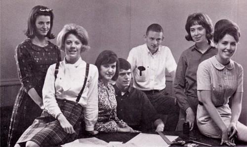 Traveler Staff - 1965