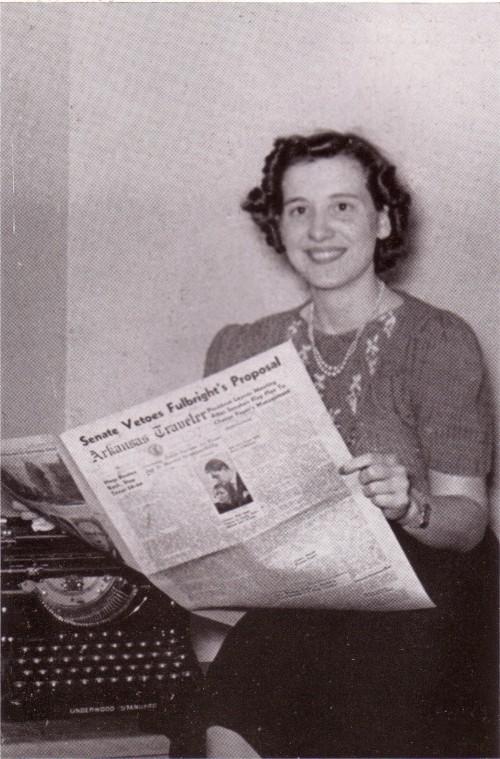 Miss Arkansas Traveler - 1940